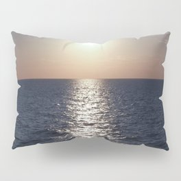 Sunset, Santorini Pillow Sham