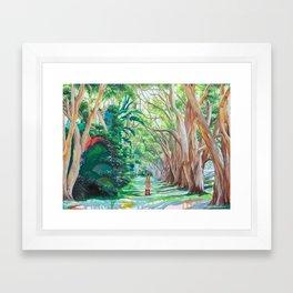 Centennial Anna Framed Art Print