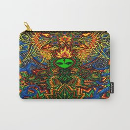 How Do You Like It Here? Carry-All Pouch