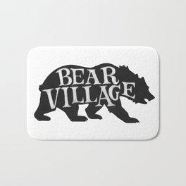 Bear Village - Grizzly Bath Mat