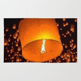 Lantern Fly Rug