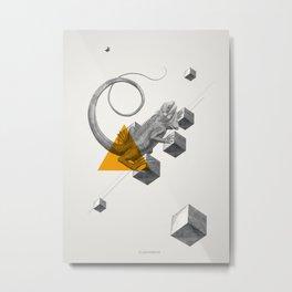 Archetypes Series: Elusiveness Metal Print