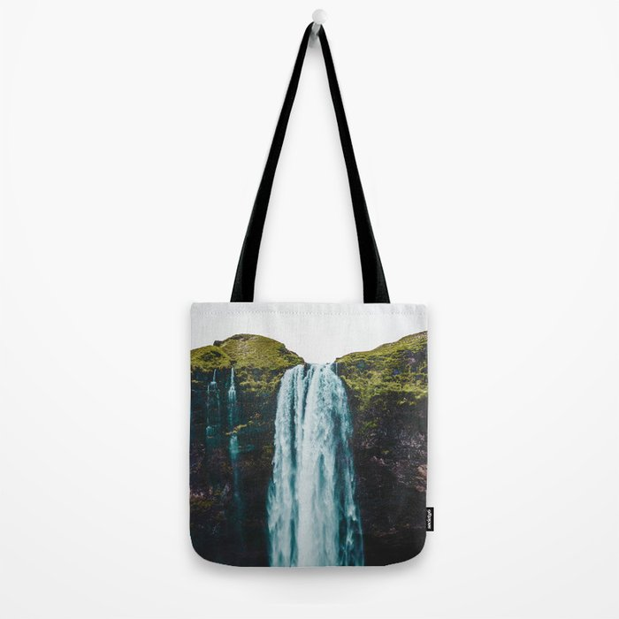 The Waterfall (Color) Tote Bag