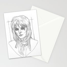 I LOVE ROCK N ROLL Stationery Cards