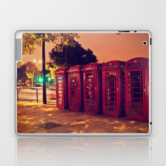 London Night Life  Laptop & iPad Skin