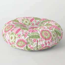 April Showers Bring May Flowers Floor Pillow