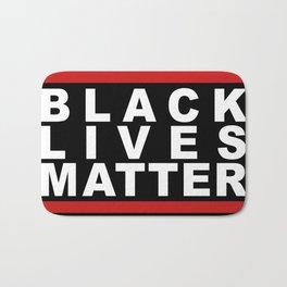 Black Lives Matter Bath Mat