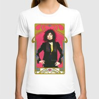 marc T-shirts featuring Marc Bolan by Saoirse Mc Dermott