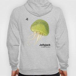 Jj - Jellyjack // Half Jellyfish, Half Jackfruit Hoody