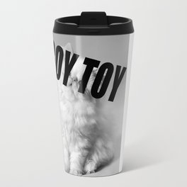 Boy Toy Cat  Travel Mug