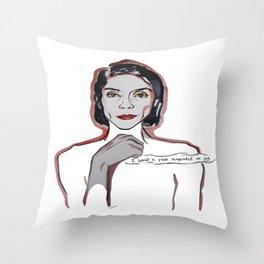 St Vincent Throw Pillow