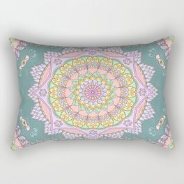 Angel Awakening Rectangular Pillow