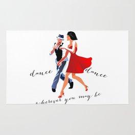 Swing Dance Rug