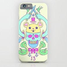 triskaidekaphilia Slim Case iPhone 6s