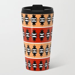 ART PLAYER  Metal Travel Mug