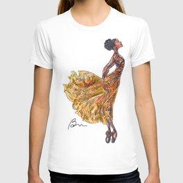 Ingrid Silva for Pointe Magazine T-shirt