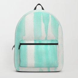 Drip Drop Teal Drop Backpack
