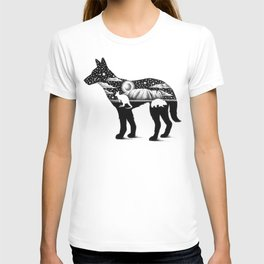 DINGO FROM DOWN UNDER T-shirt