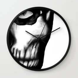 Rick Genest Wall Clock