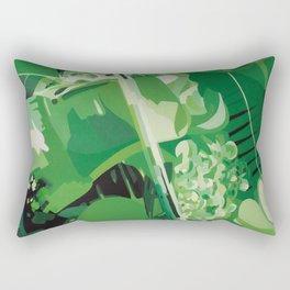 Radioactiv Fridge Rectangular Pillow