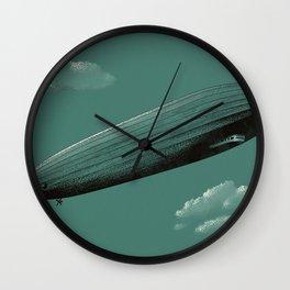Zeppelin Wall Clock