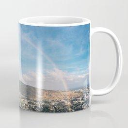 Rainbow All the Way - Hawaii Coffee Mug