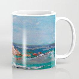 La Punta beach Mexico, Puerto Escondido Coffee Mug