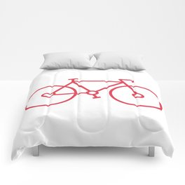 Fixed Gear Love Comforters