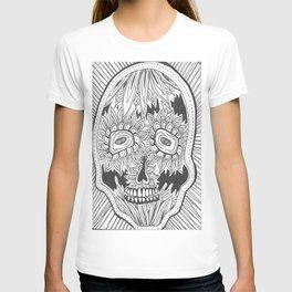 dia de los meurtos T-shirt