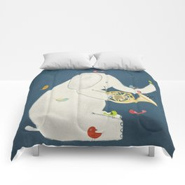 little nature song Comforters