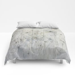 little blue Comforters