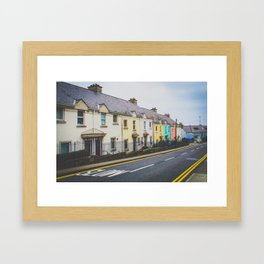 Howth, Ireland Framed Art Print