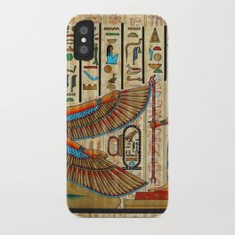Egyptian - Isis iPhone Case