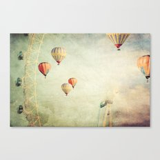 Tales of Another Time Canvas Print