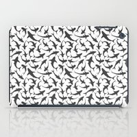 sharks iPad Cases featuring Sharks by mjlomax