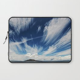 Sky and Clouds at Lake Titicaca Peru - Bolivia in the Andes Mountains Photograph Laptop Sleeve