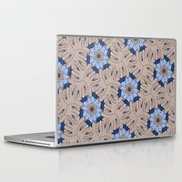kevin russ Laptop & iPad Skins featuring Kevin Lumsey Tessellation by Feene
