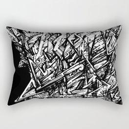 Insurance Information Rectangular Pillow