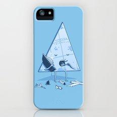 Bermuda triangle Slim Case iPhone (5, 5s)