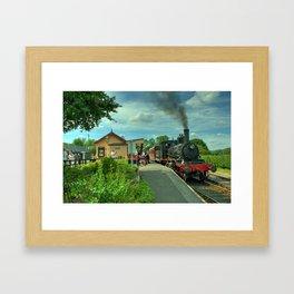 Bodiam Norweigan Framed Art Print