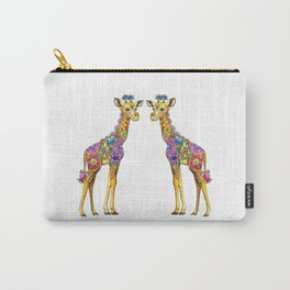 Geraldine the Genuinely Nice Giraffe Carry-All Pouch