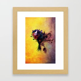 Dequet Framed Art Print