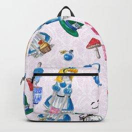 ALICE IN WEIMARLAND Backpack