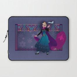 Frozen Elsa Coronation Laptop Sleeve
