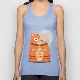 The Cat's Out of the Bag Unisex Tank Top