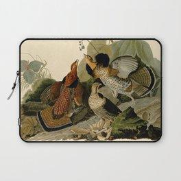 Ruffed Grouse (Bonasa umbellus) Laptop Sleeve