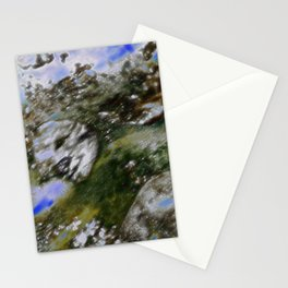 Face your fading World Stationery Cards