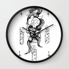 Spooky Boyz Club Wall Clock