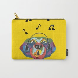 Singing The Blues - Dog - Animal Carry-All Pouch