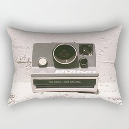 The Button, 1981 Rectangular Pillow